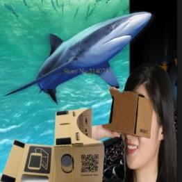 VR 가상현실안경 만들기