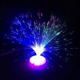 광섬유 무드등만들기